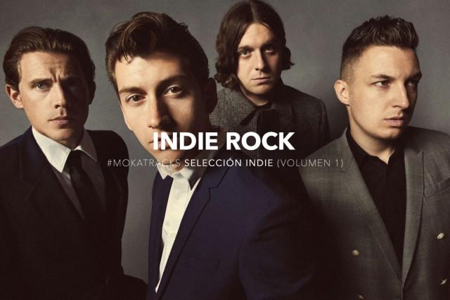 #Mokatracks – Indie Rock (Volumen 1)